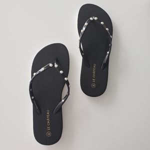 PEARL JELLY FLIP FLOP